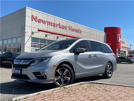 2018 Honda Odyssey EX-L (Stk: 21-2033A) in Newmarket - Image 1 of 21