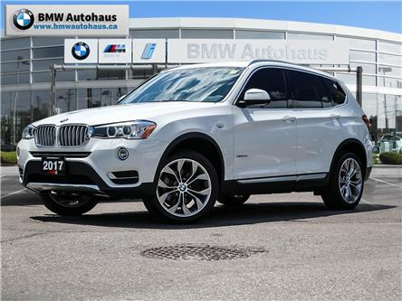 2017 BMW X3 xDrive28i (Stk: P10528) in Thornhill - Image 1 of 30