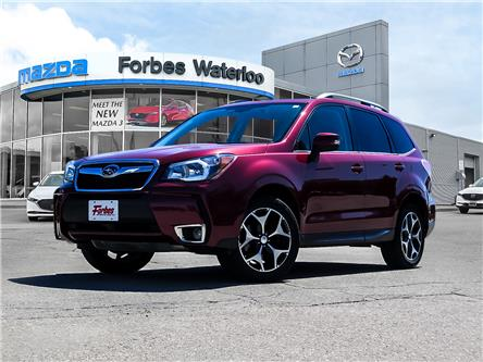 2016 Subaru Forester 2.0XT Limited Package (Stk: M7237A) in Waterloo - Image 1 of 25