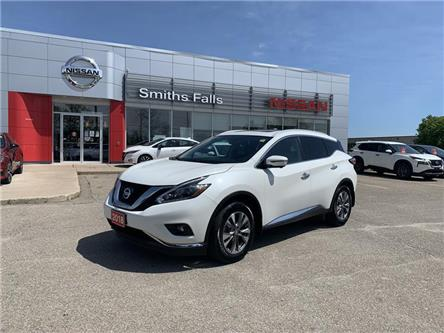 2018 Nissan Murano SL (Stk: 21-272A) in Smiths Falls - Image 1 of 19