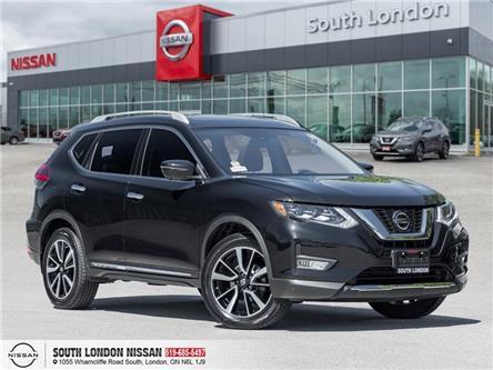2018 Nissan Rogue SL (Stk: Y21095-1) in London - Image 1 of 23