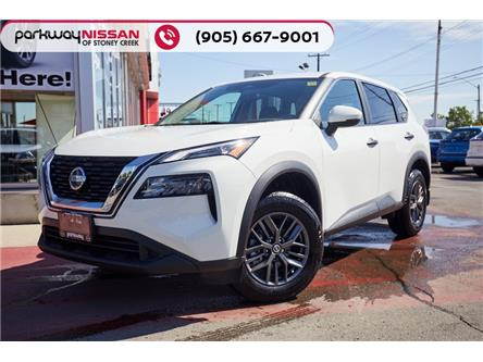 2021 Nissan Rogue S (Stk: N21432) in Hamilton - Image 1 of 21
