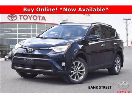 2018 Toyota RAV4 Limited (Stk: 19-L29266) in Ottawa - Image 1 of 26