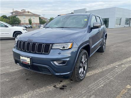 2021 Jeep Grand Cherokee Limited (Stk: 21-207) in Ingersoll - Image 1 of 38
