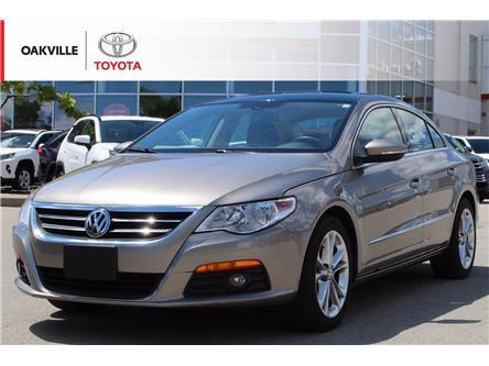 2012 Volkswagen CC Sportline (Stk: 21638A) in Oakville - Image 1 of 13