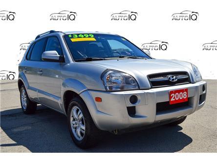 2008 Hyundai Tucson  (Stk: M012AZ) in Grimsby - Image 1 of 19