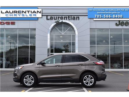 2019 Ford Edge SEL (Stk: BC0122A) in Greater Sudbury - Image 1 of 32