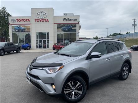 2018 Toyota RAV4 XLE (Stk: 21282A) in Walkerton - Image 1 of 14