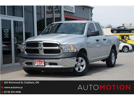 2014 RAM 1500 ST (Stk: 211128) in Chatham - Image 1 of 21