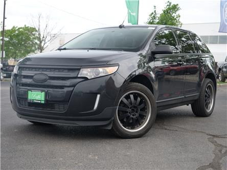 2014 Ford Edge SEL (Stk: 1371B) in Mississauga - Image 1 of 9
