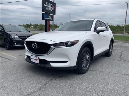 2018 Mazda CX-5 GS (Stk: 69161) in Sudbury - Image 1 of 19