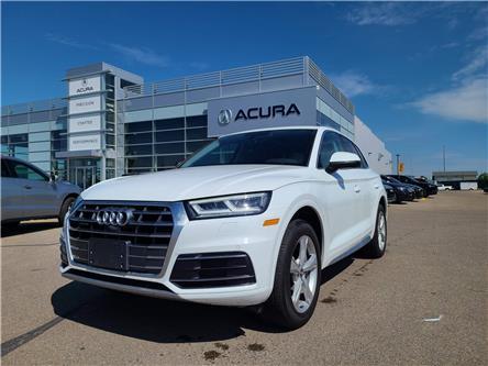 2018 Audi Q5 2.0T Technik (Stk: A4481) in Saskatoon - Image 1 of 10
