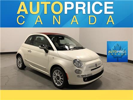 2012 Fiat 500C Lounge (Stk: W3052) in Mississauga - Image 1 of 23
