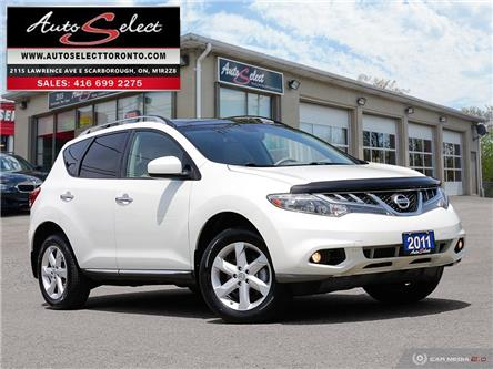 2011 Nissan Murano LE (Stk: 11MRN711) in Scarborough - Image 1 of 28