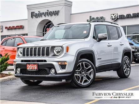 2019 Jeep Renegade Limited (Stk: U18705) in Burlington - Image 1 of 31