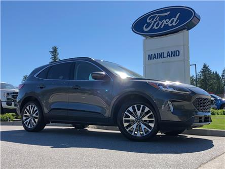 2020 Ford Escape Titanium (Stk: P0038) in Vancouver - Image 1 of 29