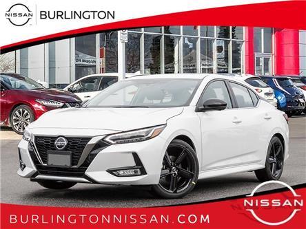 2021 Nissan Sentra SR (Stk: B6323) in Burlington - Image 1 of 23