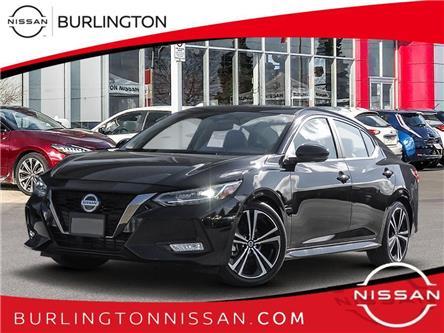 2021 Nissan Sentra SR (Stk: B6334) in Burlington - Image 1 of 23