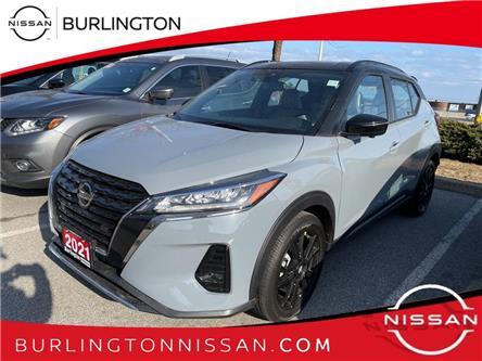 2021 Nissan Kicks SR (Stk: B4002) in Burlington - Image 1 of 5