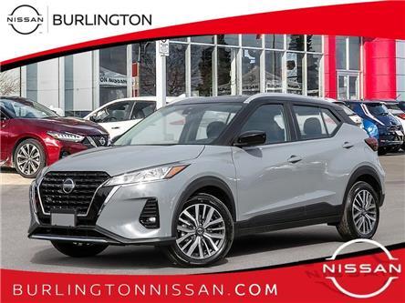 2021 Nissan Kicks SV (Stk: B4017) in Burlington - Image 1 of 23
