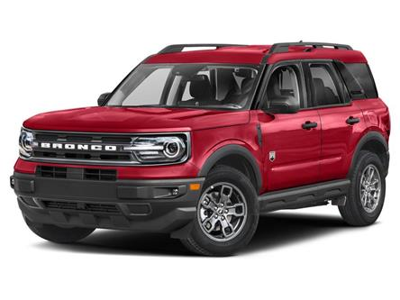 2021 Ford Bronco Sport Big Bend (Stk: W0711) in Barrie - Image 1 of 9