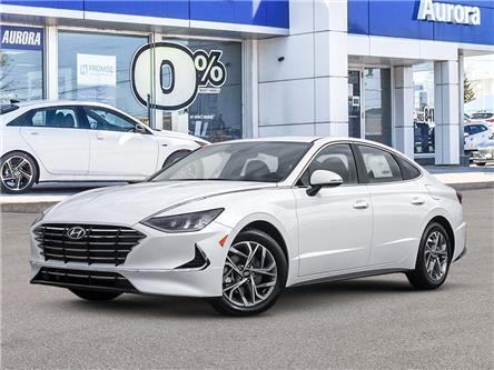 2021 Hyundai Sonata Preferred (Stk: 22751) in Aurora - Image 1 of 22