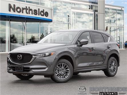 2021 Mazda CX-5 GS (Stk: M21268) in Sault Ste. Marie - Image 1 of 23