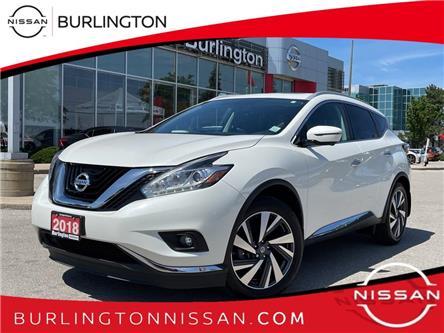 2018 Nissan Murano  (Stk: A7247) in Burlington - Image 1 of 21