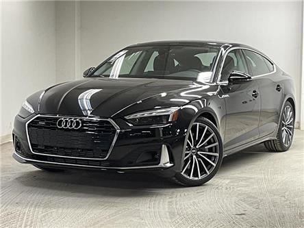 2021 Audi A5 2.0T Komfort (Stk: A13976) in Newmarket - Image 1 of 18
