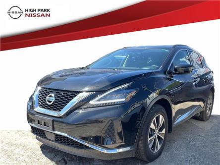 2019 Nissan Murano SV (Stk: HP460A) in Toronto - Image 1 of 19