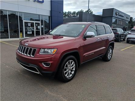2014 Jeep Grand Cherokee Limited (Stk: SUB2583A) in Charlottetown - Image 1 of 24