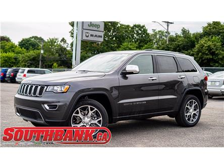 2021 Jeep Grand Cherokee Limited (Stk: 210454) in OTTAWA - Image 1 of 22