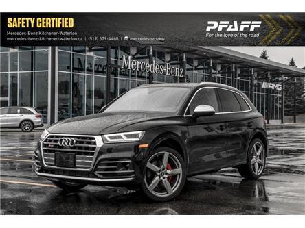 2019 Audi SQ5 3.0T Technik (Stk: 40228A) in Kitchener - Image 1 of 21