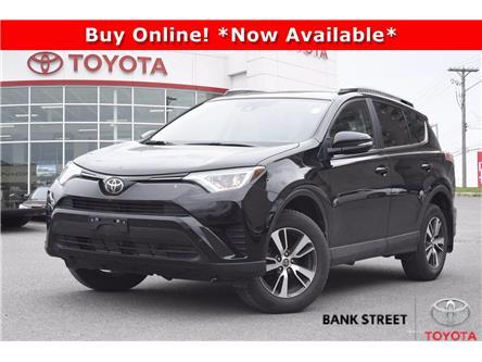 2018 Toyota RAV4 LE (Stk: 19-L29120) in Ottawa - Image 1 of 24
