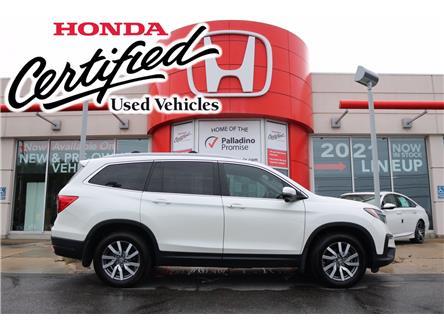 2019 Honda Pilot EX (Stk: BC0186) in Greater Sudbury - Image 1 of 38