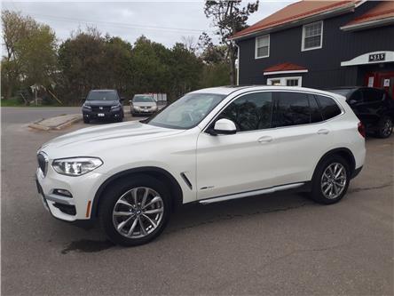 2018 BMW X3 xDrive30i (Stk: ) in King - Image 1 of 4