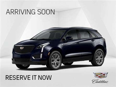 2022 Cadillac XT5 Premium Luxury (Stk: F-ZRHCF4) in Oshawa - Image 1 of 5