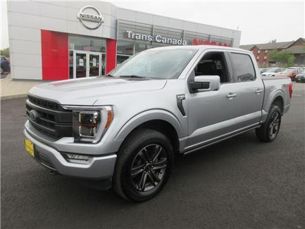 2021 Ford F-150  (Stk: P5508) in Peterborough - Image 1 of 28