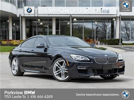 2017 BMW 650 Gran Coupe  (Stk: PP9959) in Toronto - Image 1 of 26
