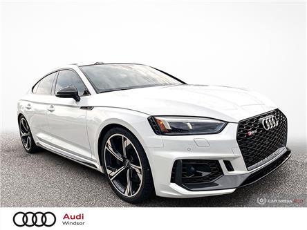 2019 Audi RS 5 2.9 (Stk: 20649) in Windsor - Image 1 of 30