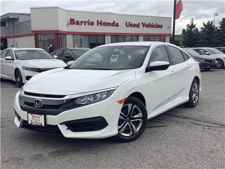 2018 Honda Civic LX (Stk: 11-U18766) in Barrie - Image 1 of 21