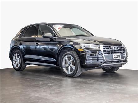 2018 Audi Q5 2.0T Progressiv (Stk: PM902) in Nepean - Image 1 of 21