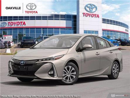 2021 Toyota Prius Prime Upgrade (Stk: 21665) in Oakville - Image 1 of 22