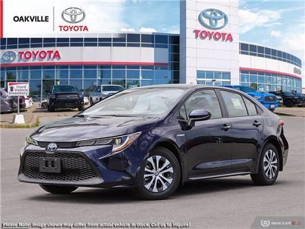 2021 Toyota Corolla Hybrid Base w/Li Battery (Stk: 21662) in Oakville - Image 1 of 23