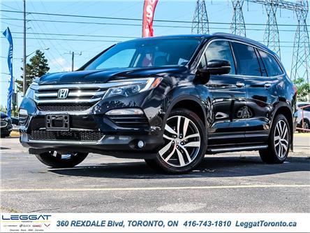2016 Honda Pilot Touring (Stk: 352212A) in Etobicoke - Image 1 of 4