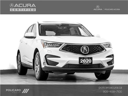 2020 Acura RDX Elite (Stk: 804855P) in Brampton - Image 1 of 27