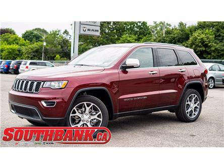 2021 Jeep Grand Cherokee Limited (Stk: 210452) in OTTAWA - Image 1 of 23