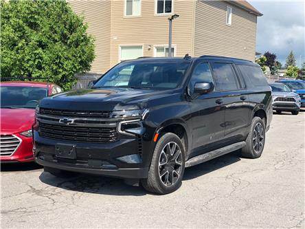 2021 Chevrolet Suburban RST (Stk: 21224) in Rockland - Image 1 of 8