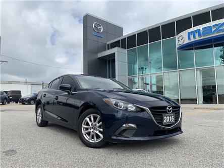 2016 Mazda Mazda3 GS (Stk: UM2641) in Chatham - Image 1 of 21