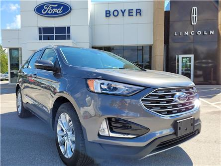 2021 Ford Edge Titanium (Stk: ED3199) in Bobcaygeon - Image 1 of 27